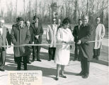 Opening of Lobdell Avenue Extension