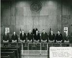 Jack Christian Presides Over the 1961 City Council