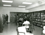 Reading Room of the Zachary Branch of the East Baton Rouge Parish Library