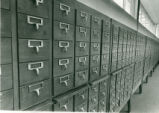 Card Catalog at Mid-City Branch Library