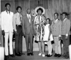 Members of Mount Pilgrim Baptist Church