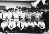 Members of the Baton Rouge Fire Department, 1966